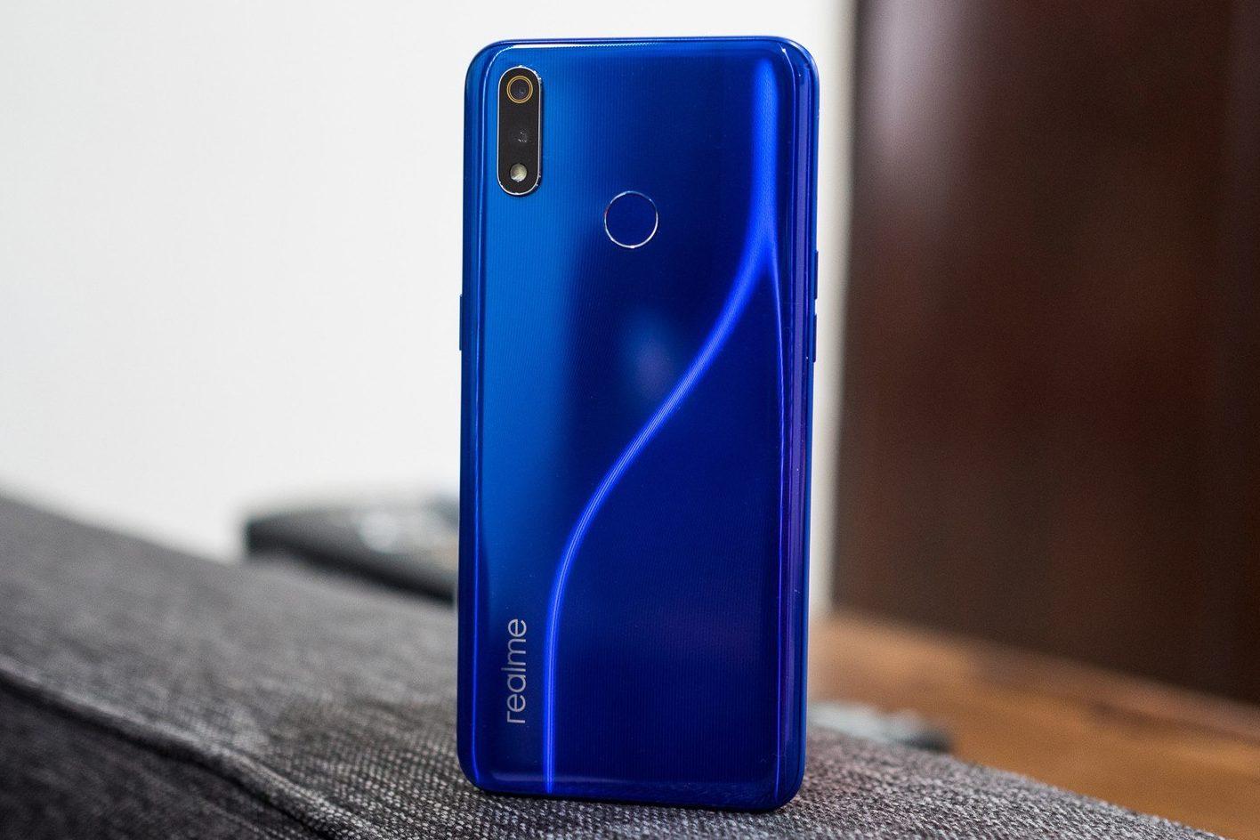 Новый смартфон от Realme